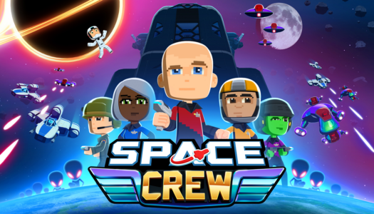 Review: Space Crew (Nintendo Switch)