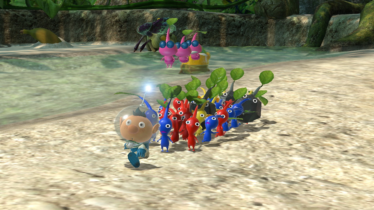 Pikmin 3 Deluxe - Nintendo Switch eShop