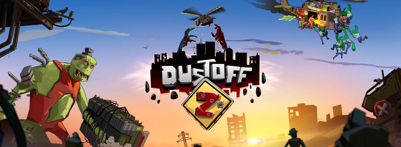Dustoff Z - Nintendo Switch - title