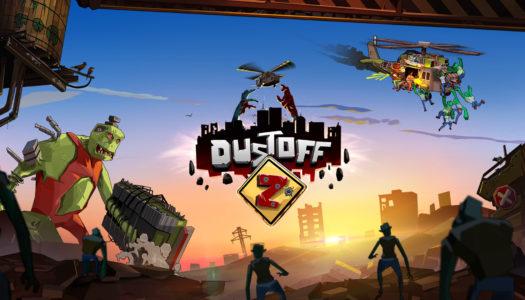 Review: Dustoff Z (Nintendo Switch)