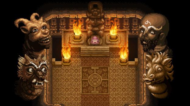 GORSD - Nintendo Switch - temple