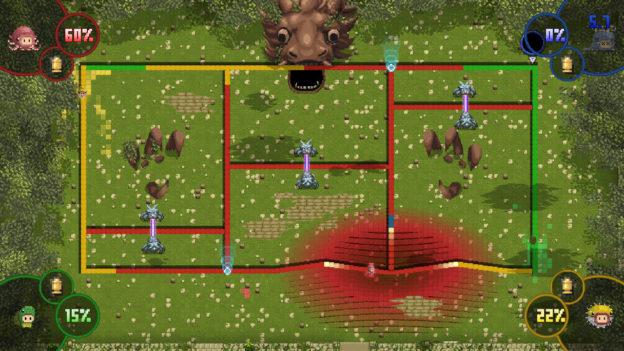 GORSD - Nintendo Switch - multiplayer