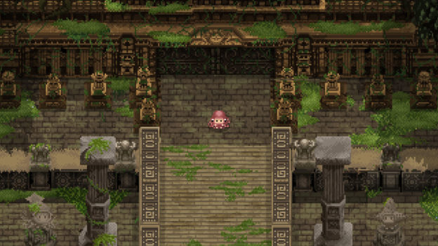 GORSD - Nintendo Switch - overworld