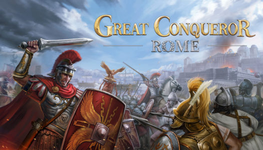 Review: Great Conquerer: Rome (Nintendo Switch)