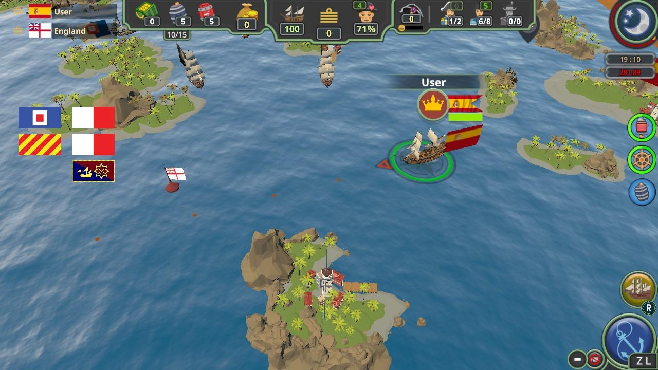 Evaluation: Her Majesty's Ship (Nintendo Swap)