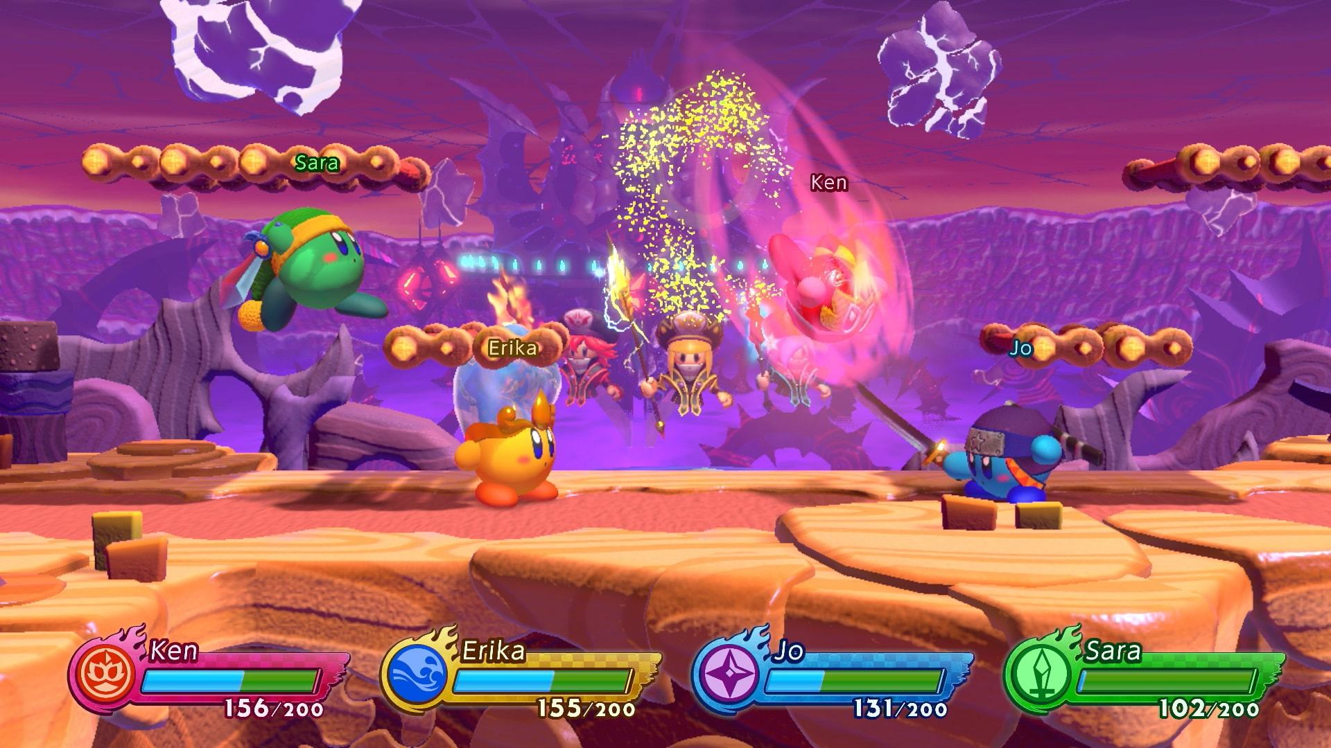Overview: Kirby Fighters 2 (Nintendo Swap)