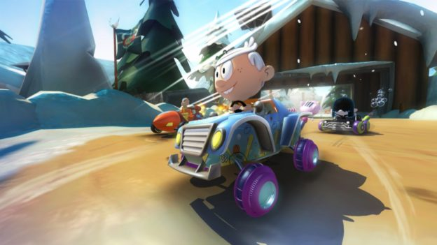 Evaluation: Nickelodeon Kart Racers 2: Grand Prix (Nintendo Swap)