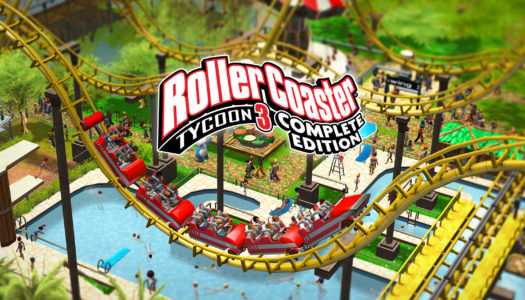 Review: Roller Coaster Tycoon 3: Complete Edition (Nintendo Switch)