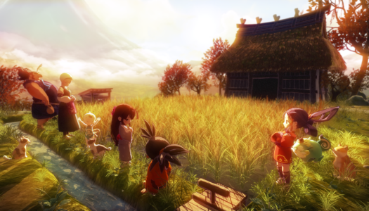 Sakuna: Of Rice and Ruin bullet-point preview