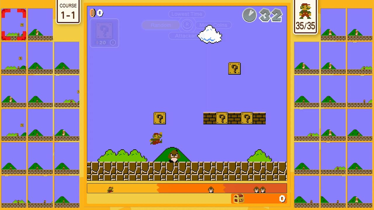 Super Mario Bros 35 - Nintendo Switch eShop