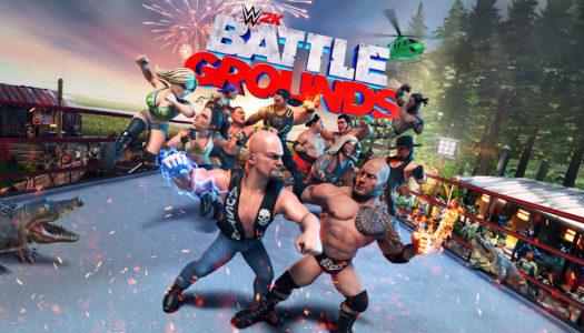 Review: WWE 2K Battlegrounds (Nintendo Switch)