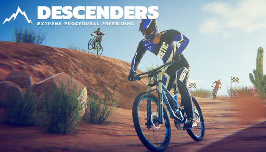 Review: Descenders (Nintendo Switch)