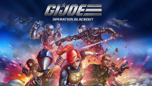 Review: G.I. Joe: Operation Blackout (Nintendo Switch)