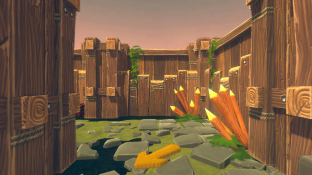 Evaluate: Maze (Nintendo Change)