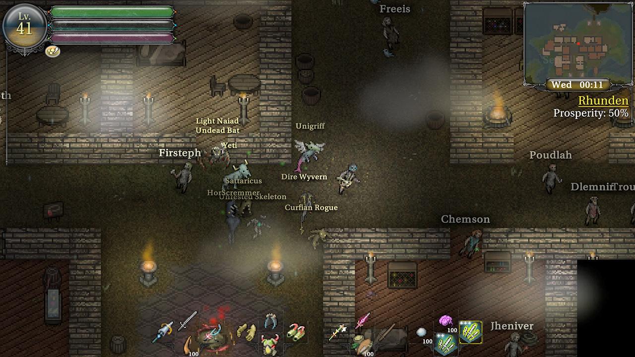 Evaluate: ninth Daybreak III: Shadow of Erthil (Nintendo Change)