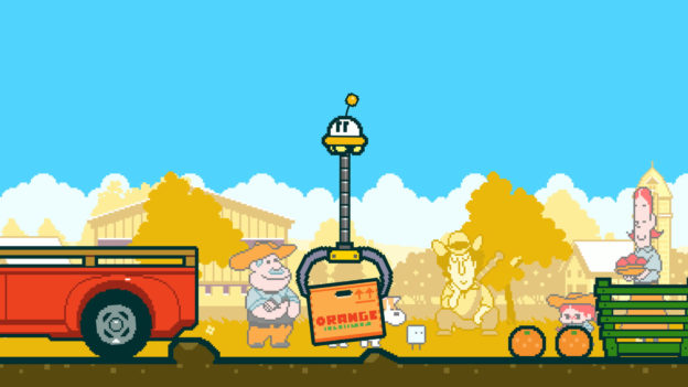 Evaluation: Half Time UFO (Nintendo Swap)