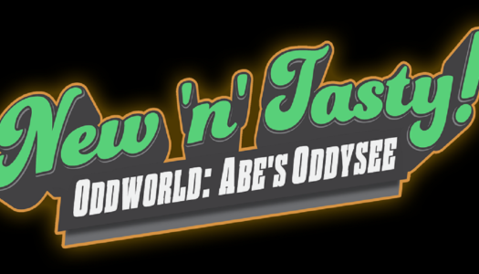 Review: Oddworld: New 'n' Tasty (Nintendo Switch)