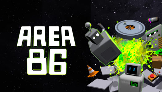 Review: Area 86 (Nintendo Switch)