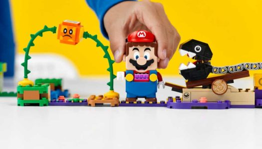 New LEGO Mario sets heading our way in January
