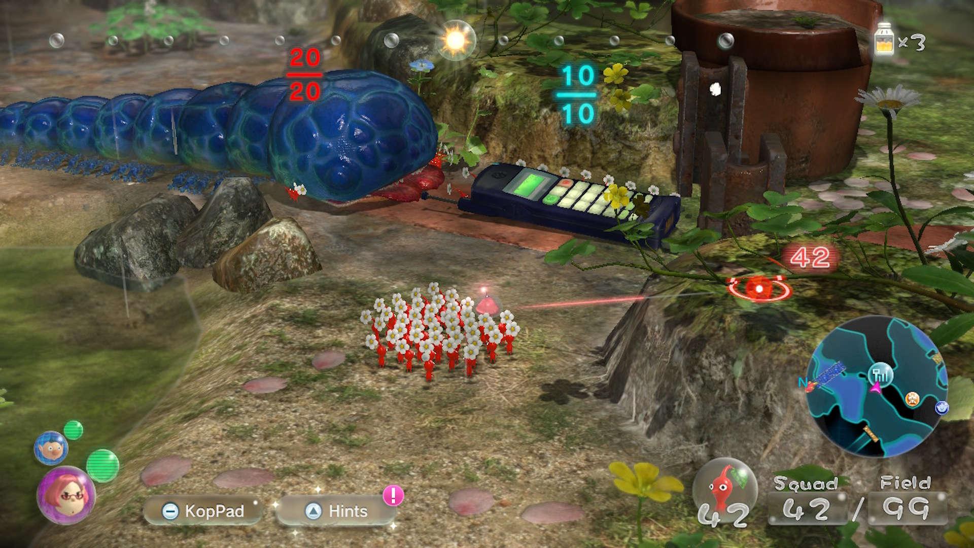 Evaluation: Pikmin 3 Deluxe (Nintendo Swap)