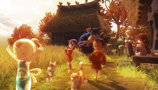 Review: Sakuna: Of Rice and Ruin (Nintendo Switch)