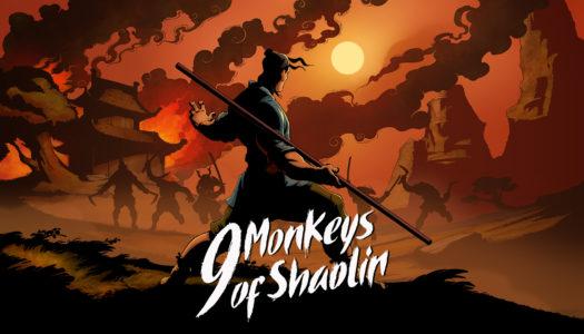 Review: 9 Monkeys of Shaolin (Nintendo Switch)