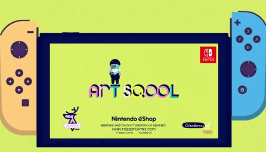 Review: Art Sqool (Nintendo Switch)