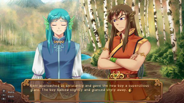 Evaluate: Autumn's Journey (Nintendo Change)