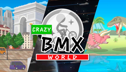Review: Crazy BMX World (Nintendo Switch)