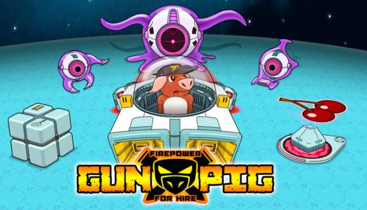 Review: GUNPIG: Firepower For Hire (Nintendo Switch)