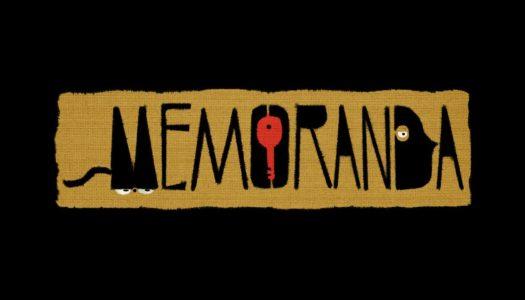 Review: Memoranda (Nintendo Switch)