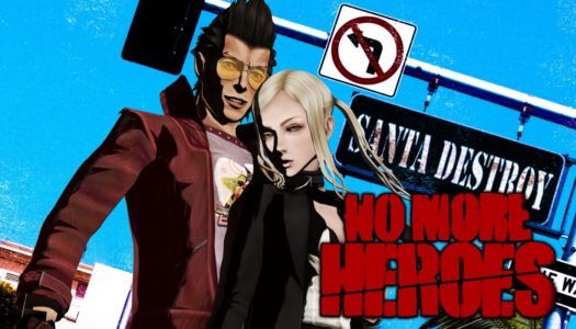 Review: No More Heroes (Nintendo Switch)