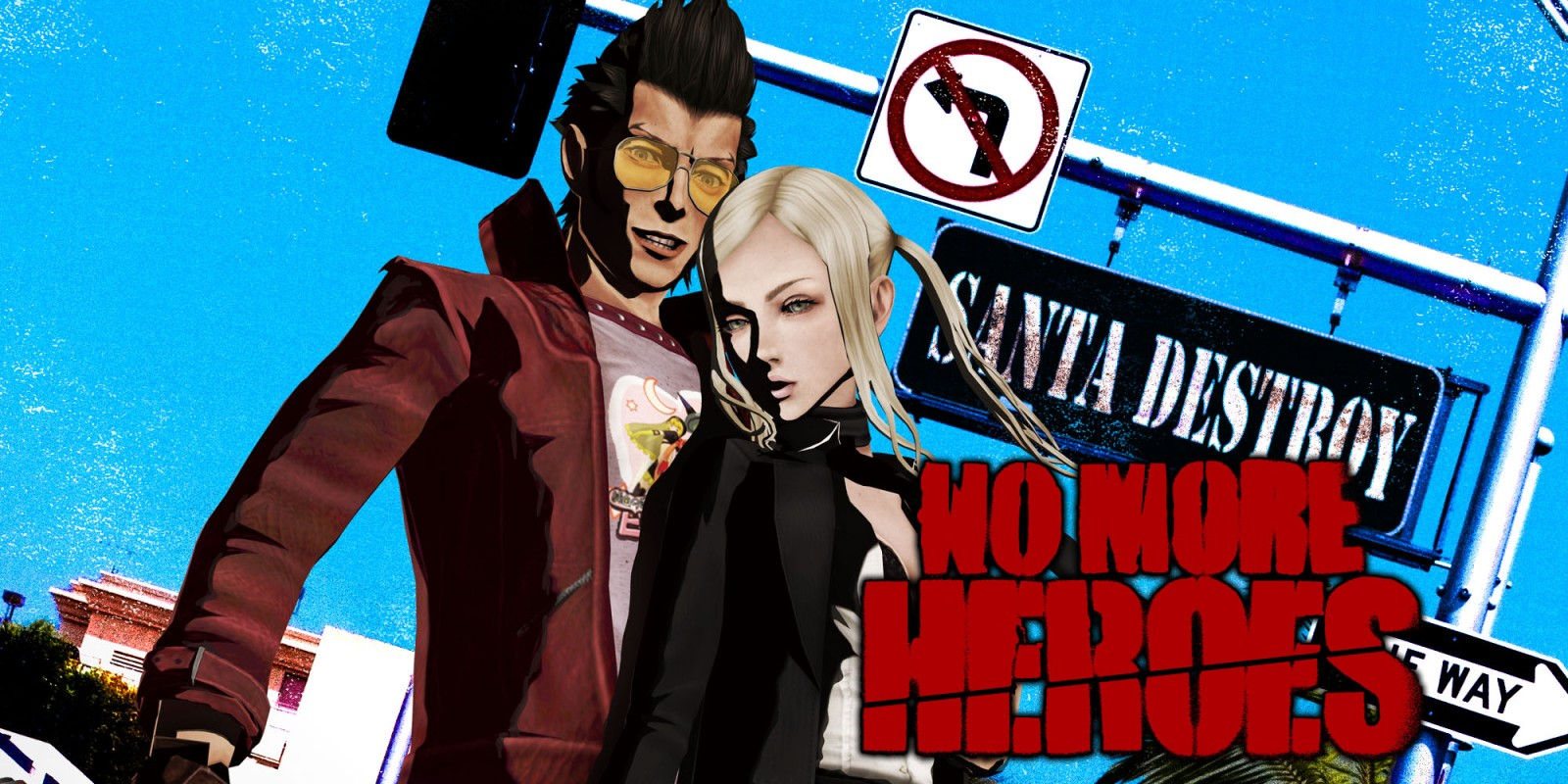 No More Heroes Cover 1 1 - Review: No More Heroes (Nintendo Switch)