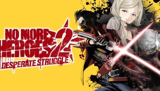 Review: No More Heroes 2: Desperate Struggle (Nintendo Switch)