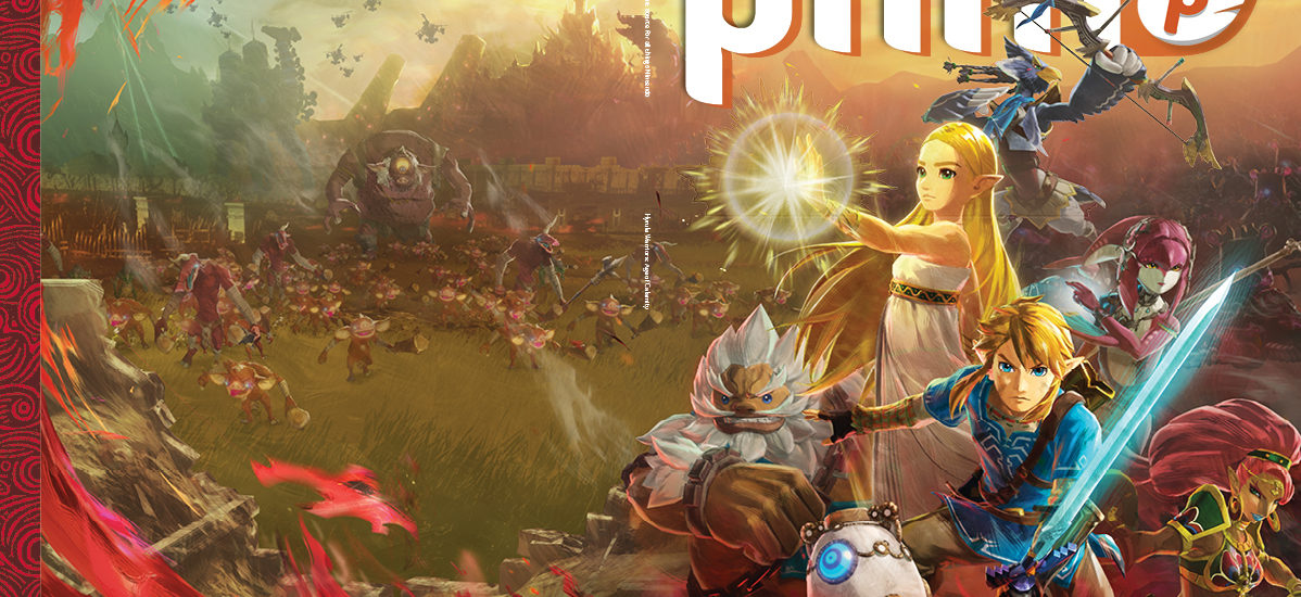 Pure Nintendo Magazine Issue 55