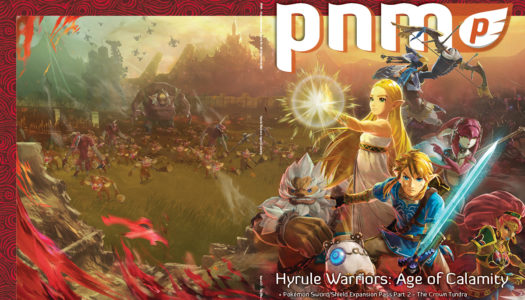 Pure Nintendo Magazine Reveals the Cover of Issue 55, Available Now!
