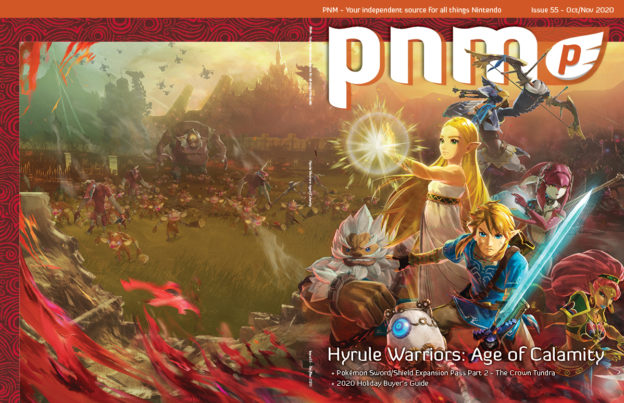 Pure Nintendo Magazine Issue 55
