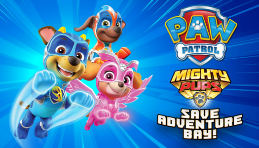 Review: PAW Patrol Mighty Pups Save Adventure Bay (Nintendo Switch)