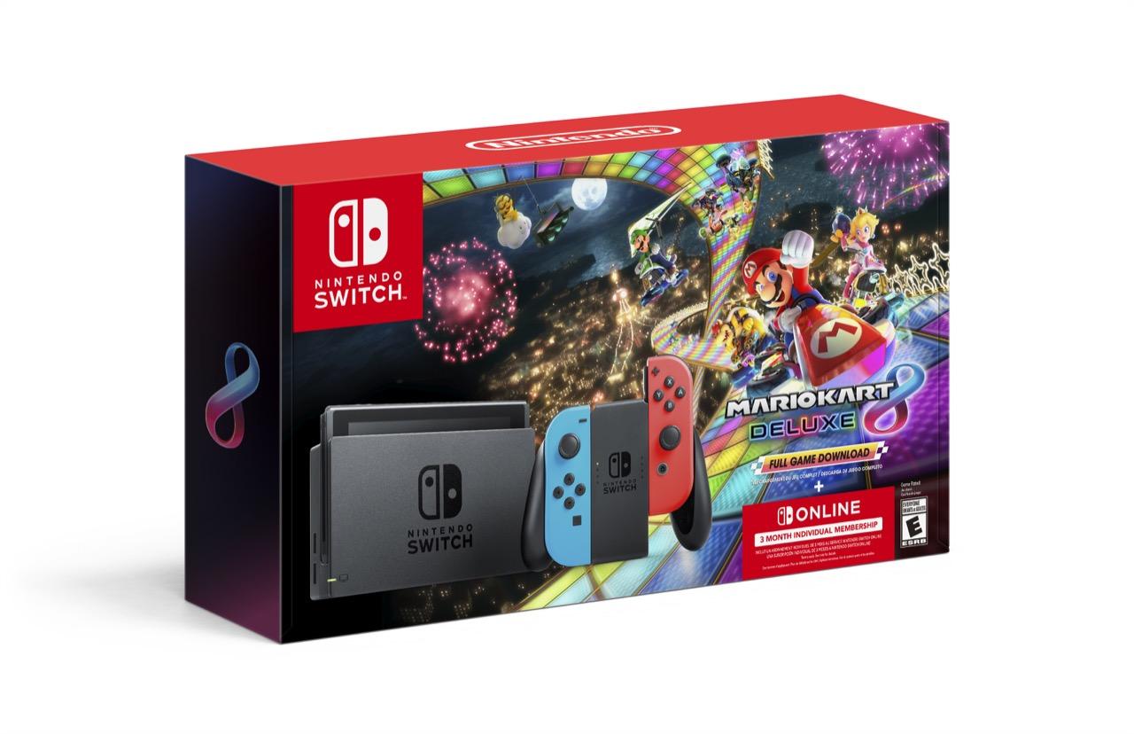 Nintendo Switch Bundle