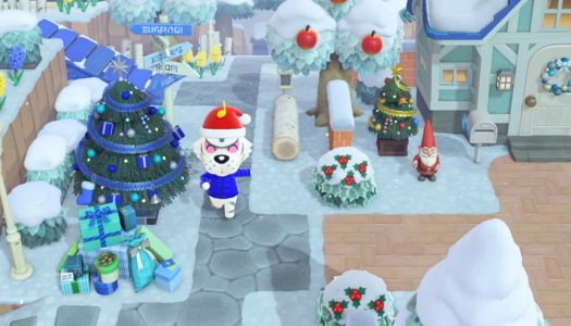 Animal Crossing: New Horizons Winter Update Now Available