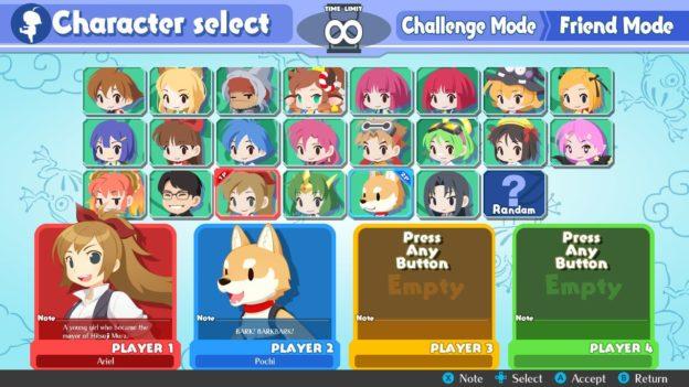 Evaluate: Umihara Kawase BaZooka! (Nintendo Change)