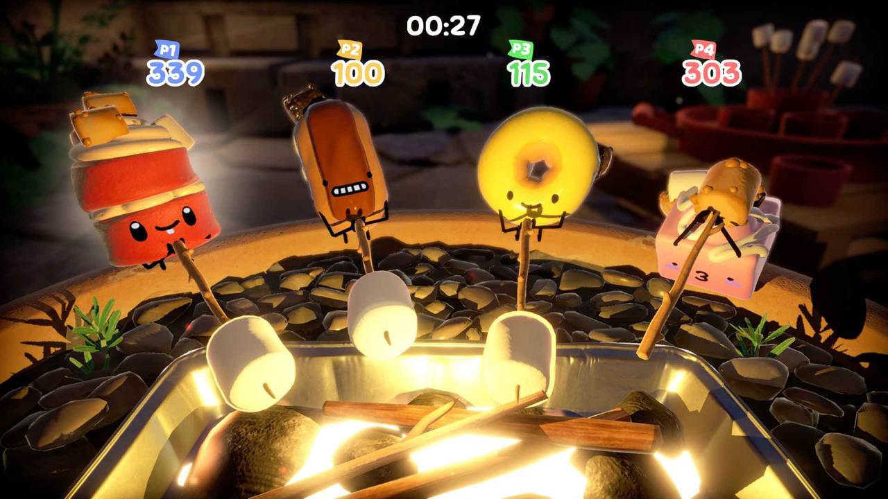 Evaluation: Cake Bash (Nintendo Change)