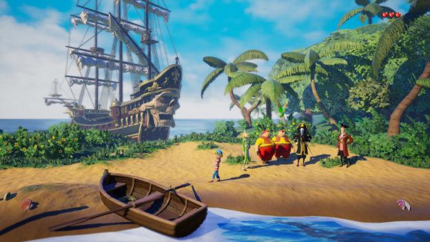 Captain Sabertooth and the Magic Diamond (Nintendo Swap)