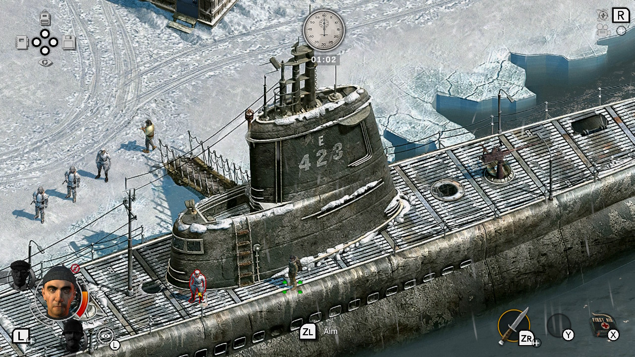 Assessment: Commandos 2 - HD Remaster (Nintendo Change)
