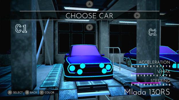 Evaluation: Electro Experience: The Neon Racing (Nintendo Swap)