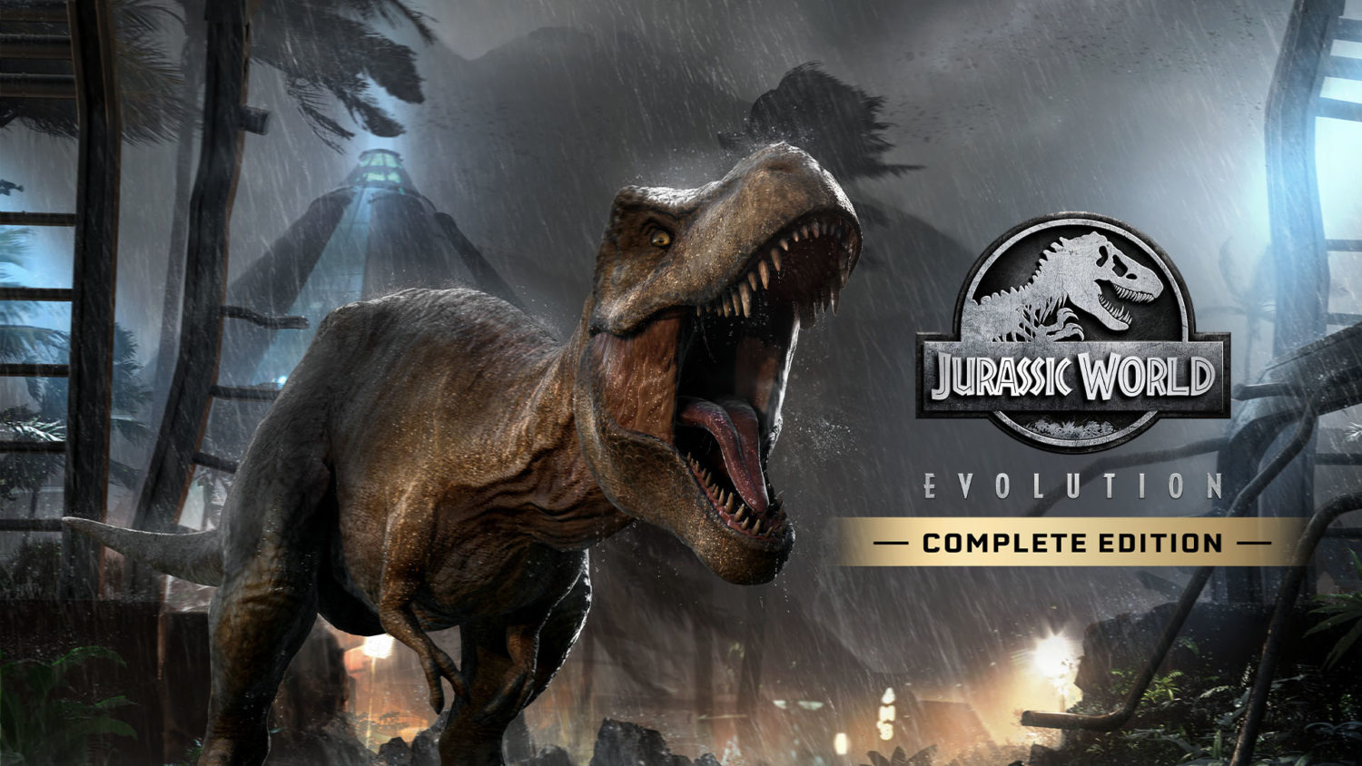 Jurassic World Evolution: Complete Edition (Nintendo Switch eShop)