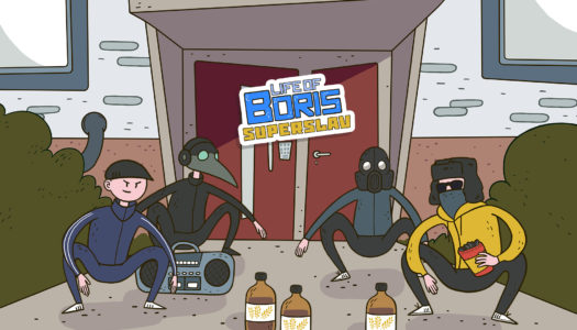 Review: Life of Boris: Super Slav (Nintendo Switch)