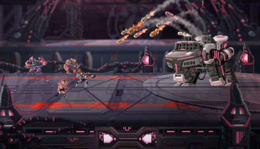 Review: Star Renegades (Nintendo Switch)