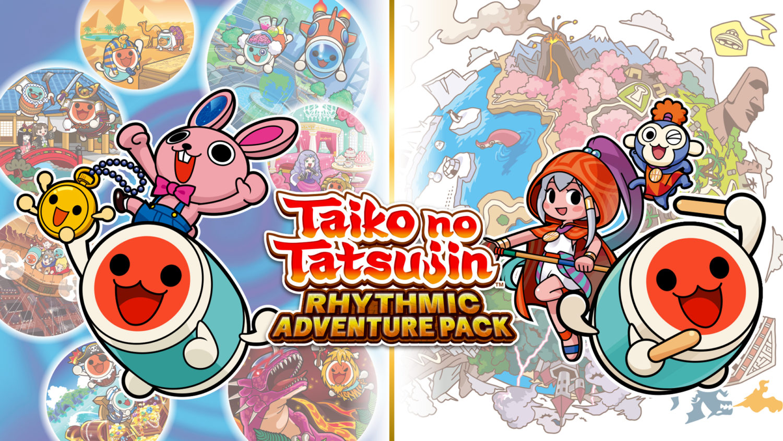 taiko no tatsujin rhythmic adventure pack switch