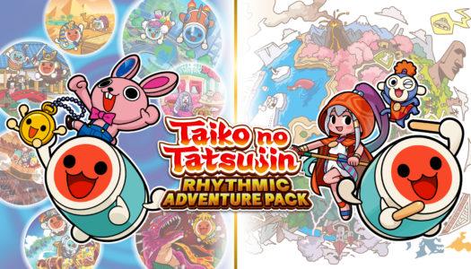 Review: Taiko no Tatsujin: Rhythmic Adventure Pack (Nintendo Switch)